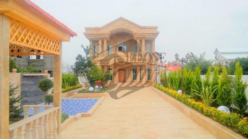 فروش ویلا در چمستان سعادت آباد – ۷۳۱۳