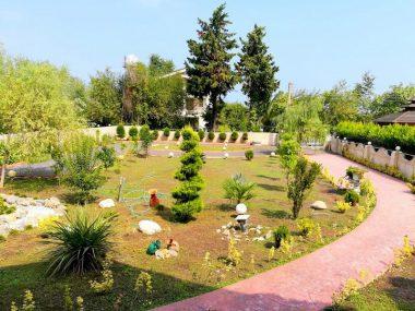خرید ویلا باغ در رویان ونوش – ۵۷۰۴