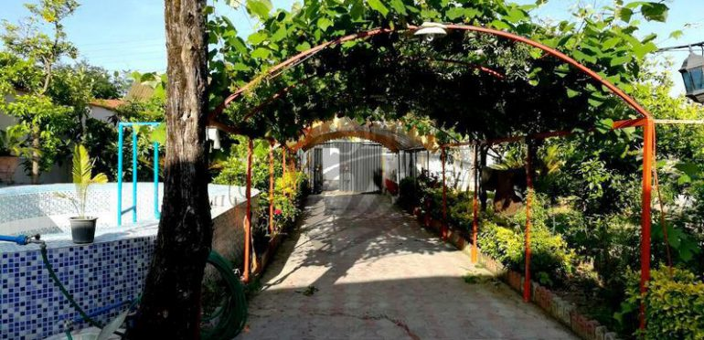 فروش باغ ویلا در نوشهر با استخر – ۵۵۸۱