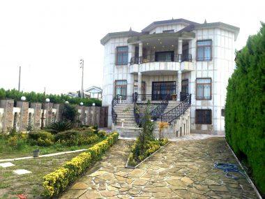 خرید ویلا در شهرک برند نوشهر-۸۳۶۹