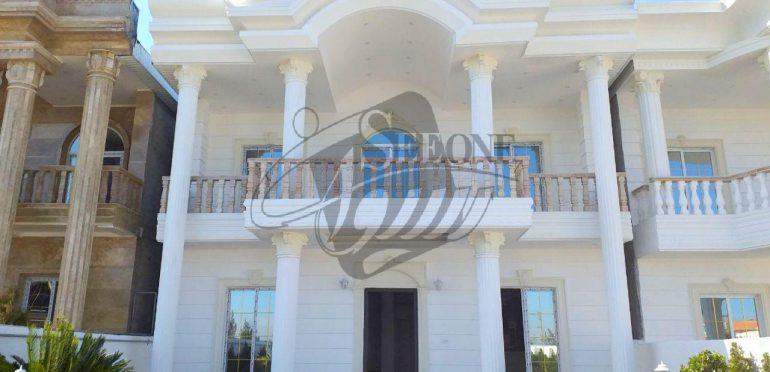 فروش ویلا در چمستان سعادت آباد-۹۲۶۴