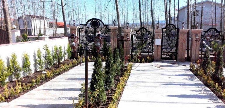 فروش ویلا در سعادت آباد چمستان-۹۲۴۹