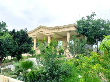 فروش باغ ویلا در چمستان-۹۲۸۶