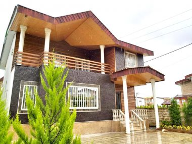 خرید ویلا شهرکی در شمال نوشهر-۸۸۸۳