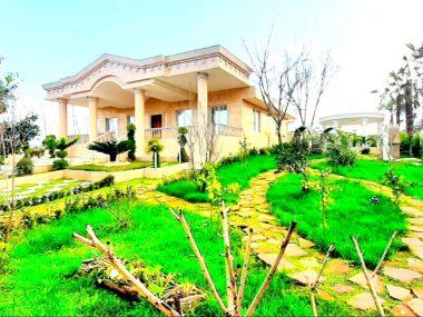 خرید ویلا در شمال آمل استخردار-۴۸۸۴