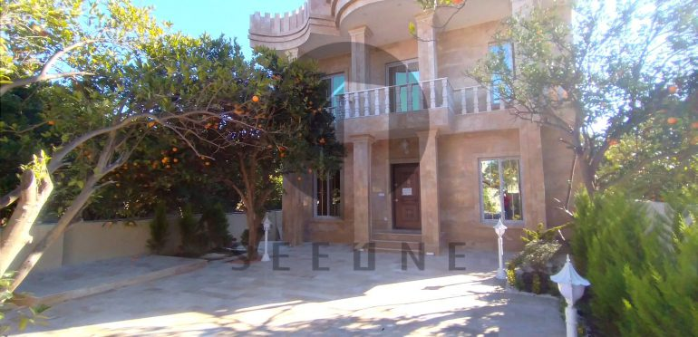 فروش ویلا در چمستان سعادت آباد-۳۶۰۳۴