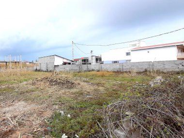فروش زمین ساحلی شهرکی درشمال سرخرود-۴۵۶۰۵