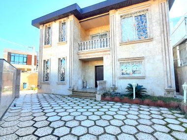 فروش ویلا شهرکی در شمال محمودآباد-۳۷۳۴۱