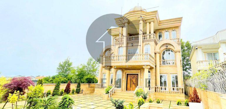 فروش ویلا لوکس در شمال چمستان-۴۸۸۶۹
