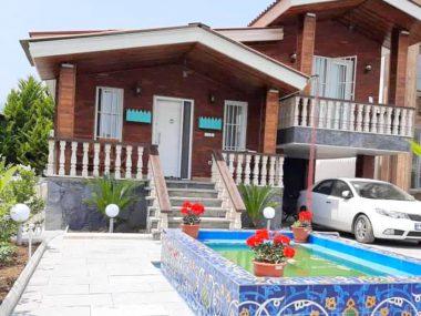 فروش ویلا مبله در شمال نوشهر-۵۱۲۶۶