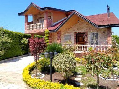 فروش فوری ویلا در شمال املاک سیوان-۵۷۷۶۶